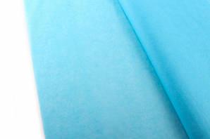 Папір тишью голубий 50 см * 75 см