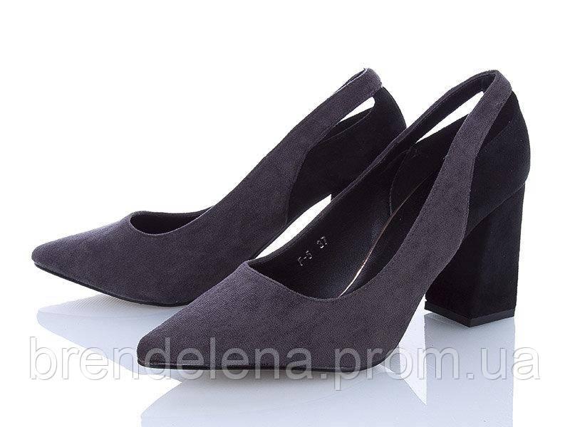 Стильные туфли женские Mei De Li (р.36-40)