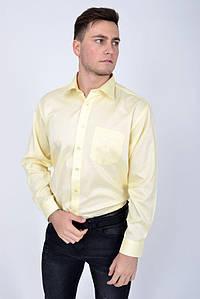 Рубашка Zeg 818-97 цвет Желтый