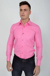 Рубашка 889-20 цвет Ярко-розовый