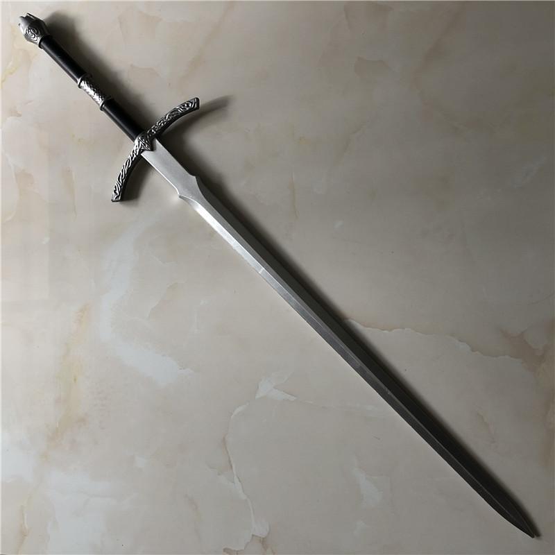 1:1 косплэй мягкий меч назгула из 96 см! из фильма Властелина колец