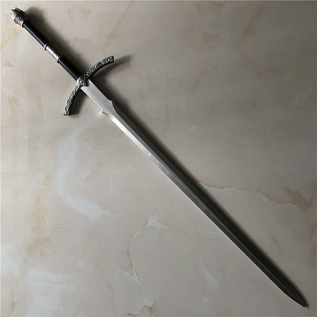 1:1 косплэй мягкий меч назгула из 96 см! из фильма Властелина колец, фото 2