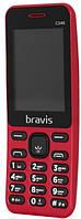Мобільний телефон Bravis C246 Fruit Dual Sim Red