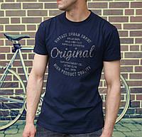Мужские футболки с принтом «ORIGINAL» чистый хлопок