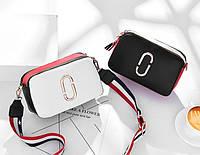 Модная женская сумочка клатч, маленькая сумка через плечо в стиле Marc Jacobs