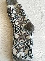 Шкарпетки зимові шерстяні коза дорослі 40-44 розмір