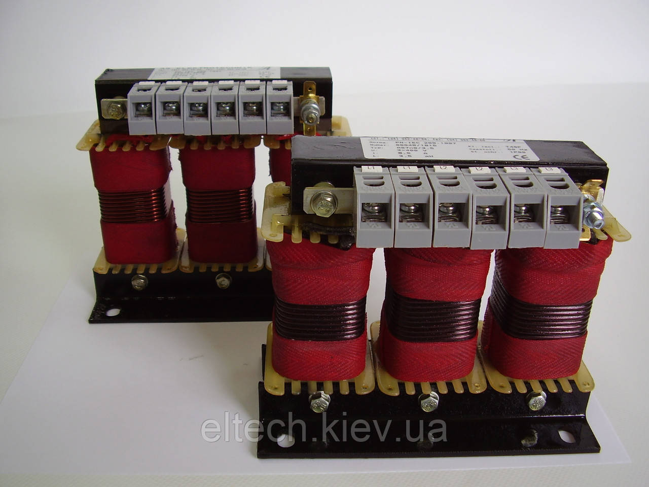 Дроссель моторный трехфазный AS7m 16/3.8 (7.5кВт)