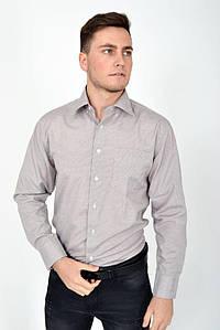 Рубашка 9021-28 цвет Коричневый 1085109306