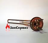 Нагревательный элемент (ТЭН) RCAO 300 1500W 230V для электрических водонагревателей Ariston SI-50/80/100 H816, фото 2