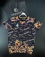Мужская футболка Versace размер L