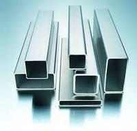 Труба прямоугольная  AISI 304 50,0 х 25,0 х 2,0     р2
