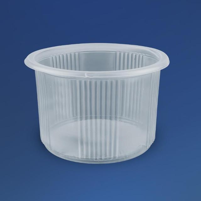 одноразовая пластиковая тара с крышкой фото