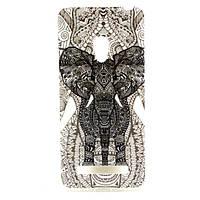 TPU чехол для Asus Zenfone 5 слон