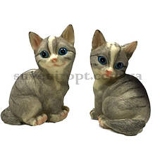 Сувенірна статуетка з полімеру Кіт