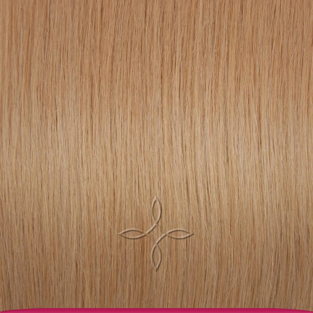 Натуральные Славянские Волосы на Трессе 45-50 см 100 грамм, Светло-Русый №14