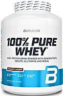 Сывороточный протеин BioTech 100% Pure Whey 2,27 kg Биотеч пюр вей протеин Biotech