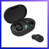 Беспроводные вакуумные наушники E6s Pro с микрофоном, Bluetooth беспроводная гарнитура, блютуз