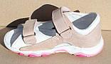 Сандалии розовые для девочки от производителя модель СЛ9-1Р, фото 9