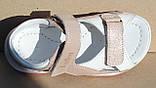 Сандалии розовые для девочки от производителя модель СЛ9-1Р, фото 10