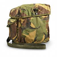 Камуфлированная сумка для противогаза DPM Великобритания