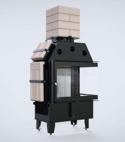 Акуммуляция термоблок Defro Home