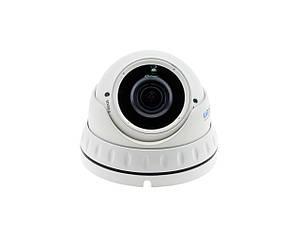 IP видеокамера 5 Мп уличная SEVEN IP-7235PA (2,8-12), фото 2