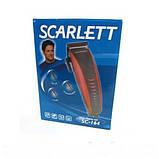 Машинка для стрижки волос Scarlet Мощная 24 Вт Великобритания ОРИГИНАЛ Подарок, фото 9
