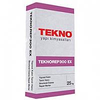 Teknorep 300 Ex - ремонтный состав толщина нанесения 10-40 мм, 25 кг