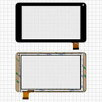 "Сенсорный экран для China-Tablet PC 7""; Bravis NB70, NB751 3G, NP72; Assistant AP-712B Fun, AP-719B Fan, AP-721N Fan; Globex GU730C; GoClever Insignia"