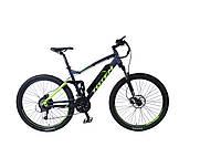 Электрический алюминиевый велосипед 29 дюймов Тотем E18B103