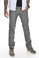 Летние мужские джинсы Franco Benussi FB 3362-994 темно-серые