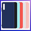 Huawei P Smart Pro защитный чехол Soft Touch\ захисний чохол