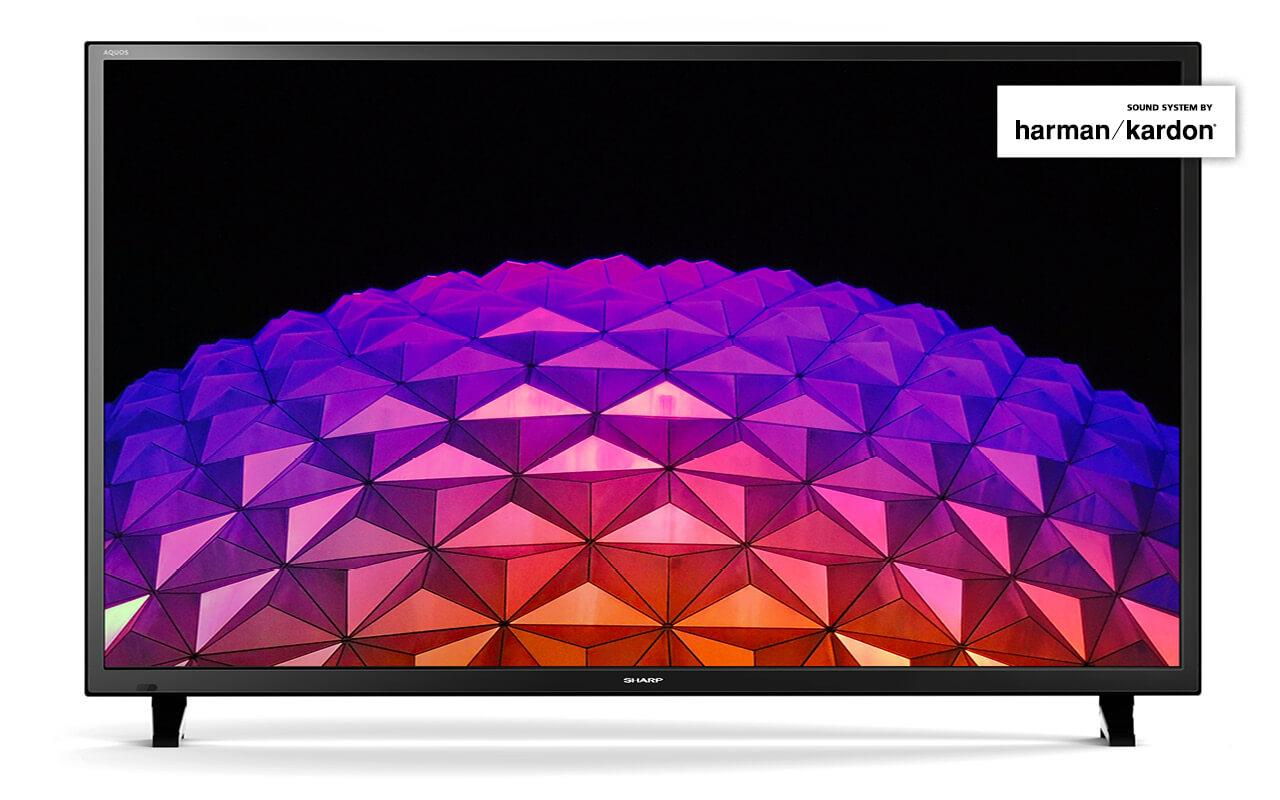 Телевизор Sharp LC-48CFE5001K(Full HD / 200Hz / Harman-Kardon / Smart TV / DVB-T/C/T2/S2)