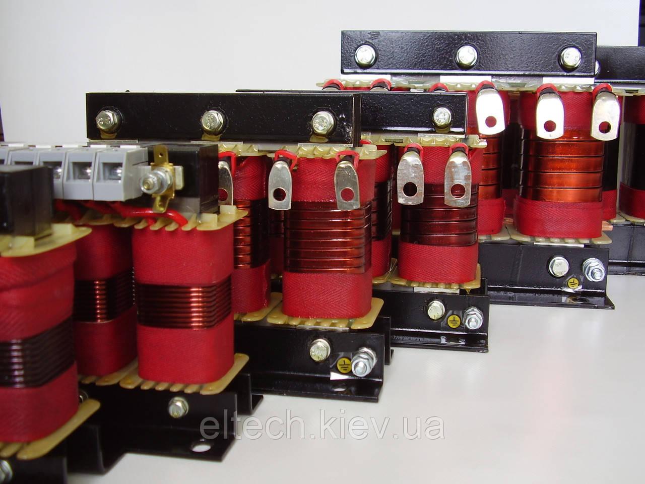 Дроссель моторный трехфазный AS7m 87/0.68 (45кВт)
