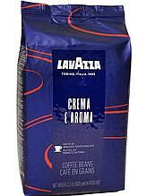 Кофе в зернах LavAzza  Crema e Aroma  Notes of Peanuts 1 кг (original)