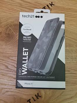 Чехол Tech21 EVO WALLET для IPhone 7
