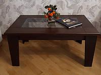 Столик журнальний дерев'яний. 420 х 900 х 550 мм., фото 1