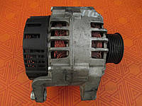 Генератор б/у для Fiat Ducato 2.8 JTD. Bosch (Бош) Valeo (Валео) на Фиат Дукато 2,8 Джей тд.