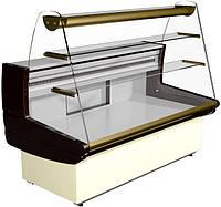 Кондитерская витрина 1,2 ВХСд  Полюс ЭКО (холодильная)