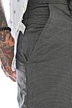 Джинсы мужские Franco Benussi 12-013 mos серые, фото 10