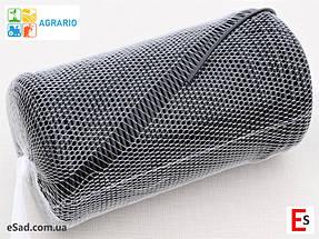 Кембрик - агрошнурок, агротрубка Аграріо - Agrario 3 мм, 1 кг, ПВХ чорний, фото 2