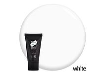 Акрил-гель для ногтей  NUB Acryl Gel  White, 30 мл