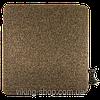 Коврик с подогревом пушистый (65x55 см) - теплый коврик электрический