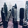 Фен-стайлер для волос 10 в 1 Gemei GM-4833 - воздушный стайлер, фен-щетка, набор для укладки волос, фото 5
