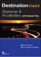Destination C1 & C2. Grammar and Vocabulary. Advanced Student's Book with Key