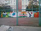 муралы, роспись фасадов