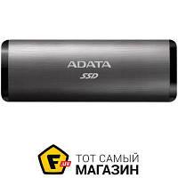 ADATA Портативный SSD USB 3.2 Gen 2 Type-C ADATA SE760 256GB (ASE760-256GU32G2-CTI)