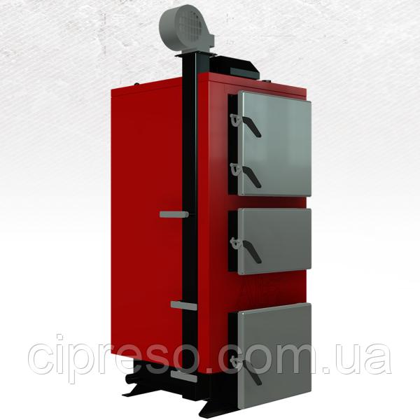 Твердотопливный котел ALtep КТ-2Е 25 кВт, фото 1