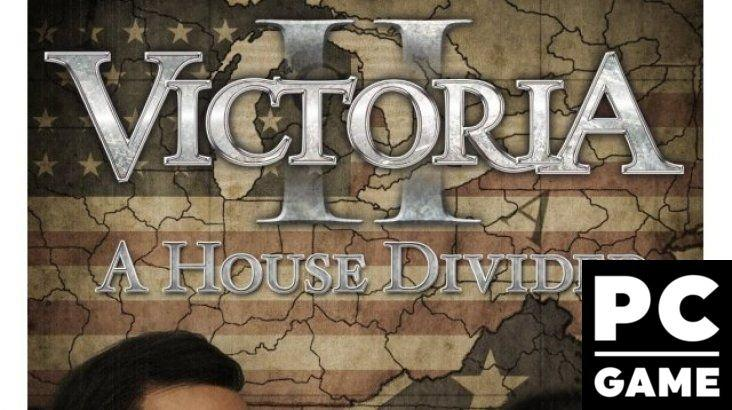 Victoria II: A House Divided PC