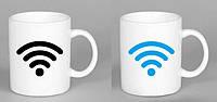 Чашка-хамелеон Wi-Fi